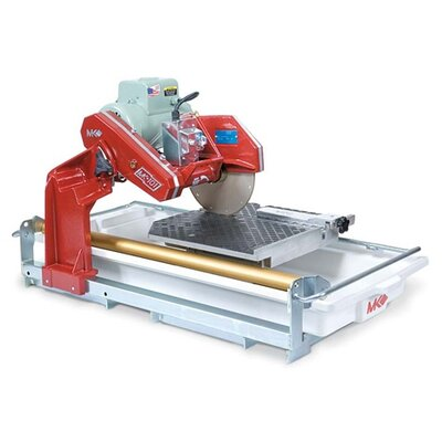 "MK Diamond MK-101 Pro-24 2 HP 120 V 10"" Blade Capacity Electric Wet Cutting Tile Saw"