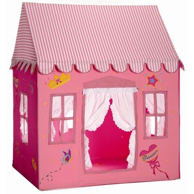 Dexton Kids Fengi Playhouse and Golf Clubs Kit