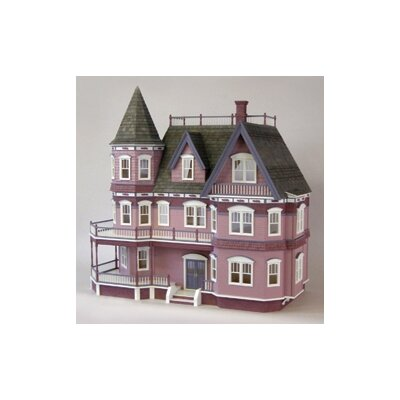 Real Good Toys Queen Anne Dollhouse Kit