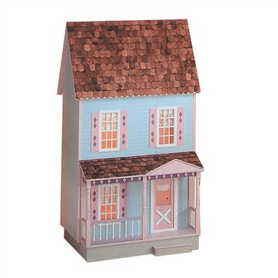 Playscale Country House Dollhouse