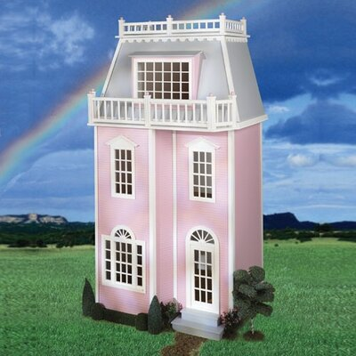Quickbuild Playscale Townhouse Dollhouse Kit