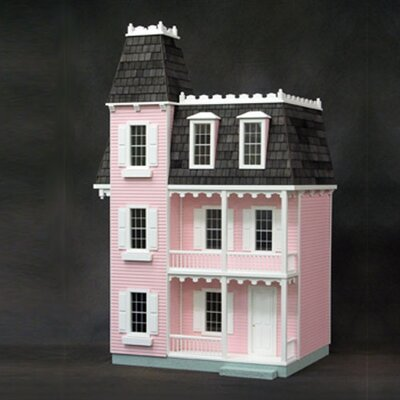 Real Good Toys Finished Alison Dollhouse in Pink