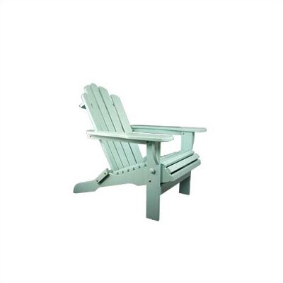 Manchester Wood Solid Maple Adirondack Chair