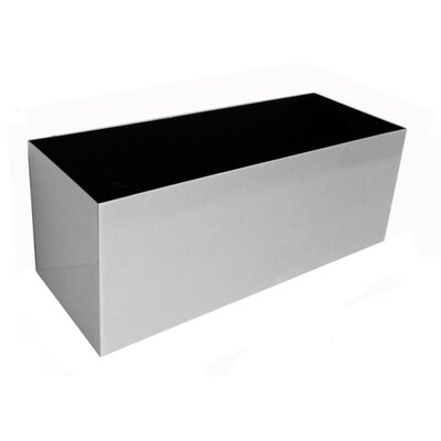 Pets Stop Madiera Rectangle Planter Box