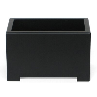 Pets Stop Rectangle Planter Box