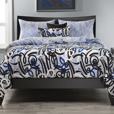 SIS Covers Squiggle Duvet Set