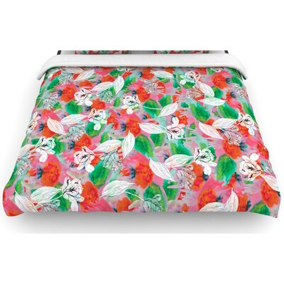 KESS InHouse Flying Tulips Bedding Collection