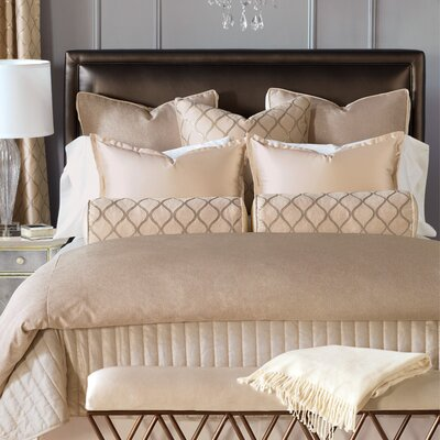 Eastern Accents Bardot Button Tufted Comforter Collection