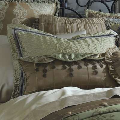 Eastern Accents Marbella Sorel Alloy Standard Sham Bed Pillow