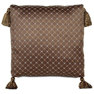 Eastern Accents Antalya Pontica Stone Pillow with Turkish Corners