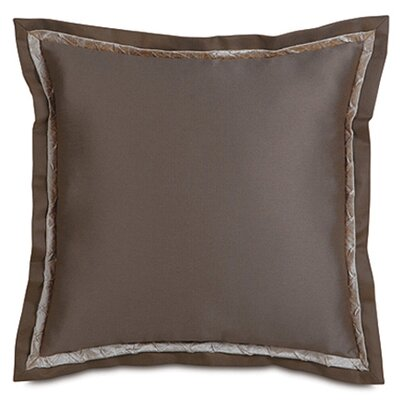 Eastern Accents Galbraith Marion Slate Euro Sham Bed Pillow