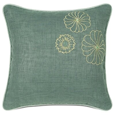Eastern Accents Jardena Embroidered Marny Pillow