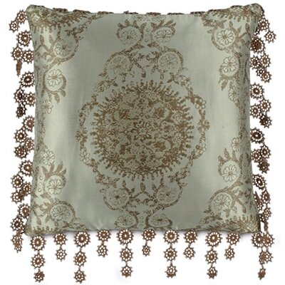 Eastern Accents Marbella Marbella Pillow with Lace Trim