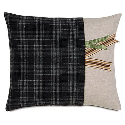 Eastern Accents MacCallum Grainger Cuff and Ribbons Decorative Pillow