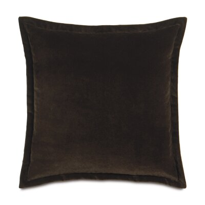Jackson Solid Velvet Decorative Pillow
