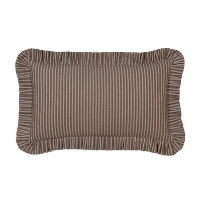 Eastern Accents Heirloom Ticking Stripe Decorative Pillow