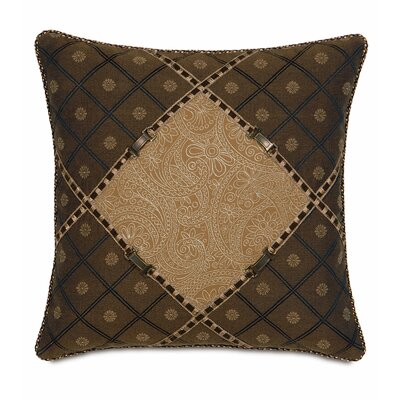 Aston Polyester Leinster Diamond Decorative Pillow