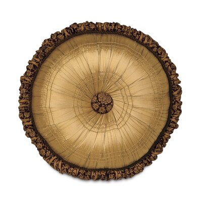 Tufted Round Decorative Pillow : Cloth Decorative Pillow Wayfair