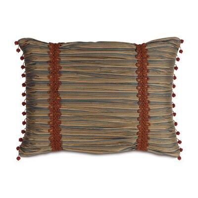 Minori Miyama Mineral Ruched Polyester Decorative Pillow