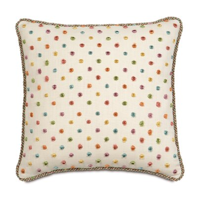 Eastern Accents Portia Polyester Rue Garden Decorative Pillow with Cord