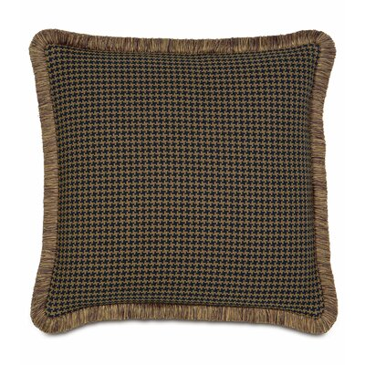Aston Polyester Walton Decorative Pillow with Brush Fringe
