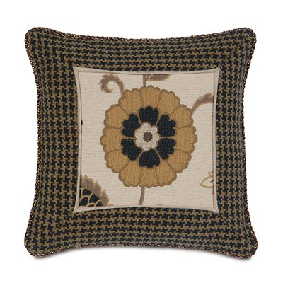 Eastern Accents Aston Polyester Decorative Pillow with Mitered Corners