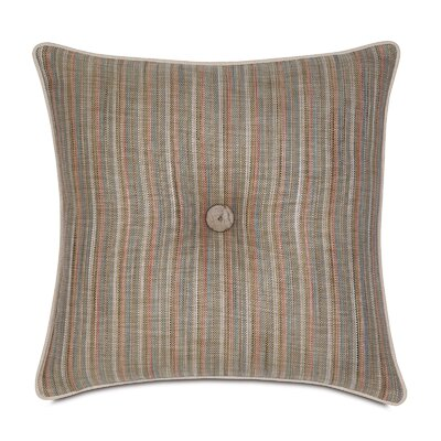 Eastern Accents Avila Polyester Lambert Kilim Tufted Decorative Pillow