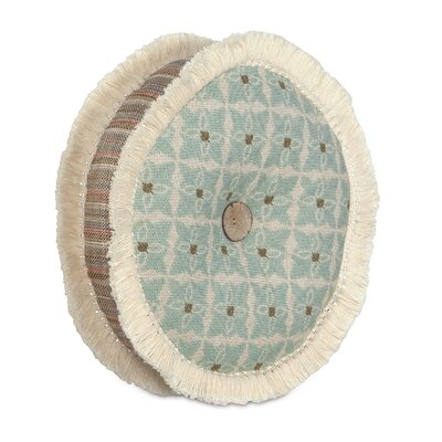 Eastern Accents Avila Polyester Tambourine Decorative Pillow