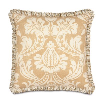 Churchill Polyester Decorative Pillow with Loop Fringe
