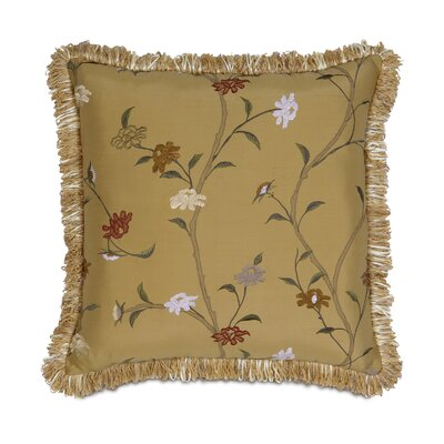 Eastern Accents Gabrielle Loop Fringe Decorative Pillow
