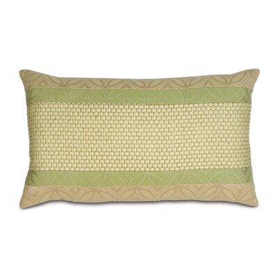 Eastern Accents Jaya Kaylan Leaf Insert Decorative Pillow
