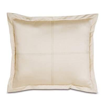 Jaya Witcoff Linen Small Flange Decorative Pillow