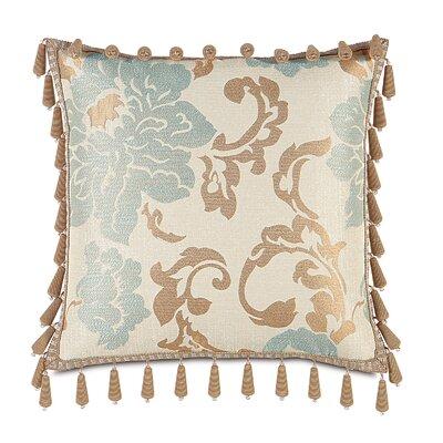 Kinsey Beaded Trim Decorative Pillow