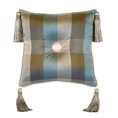 Kinsey Beckford Sky Tufted Decorative Pillow