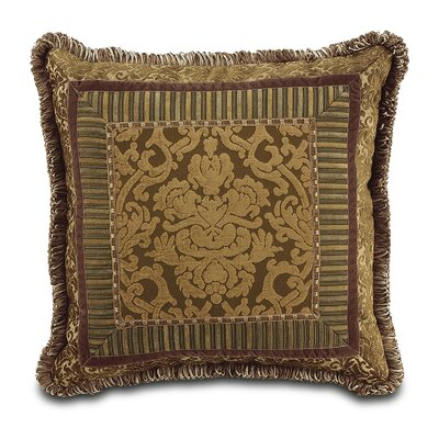 Eastern Accents Whitaker Polyester Border Collage Decorative Pillow