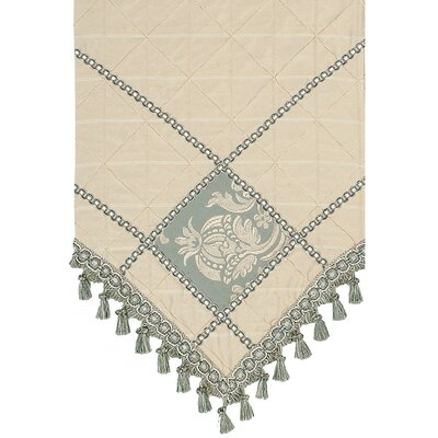 Carlyle Diamond Table Runner