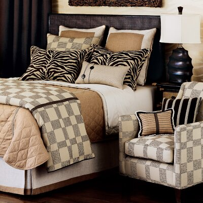 Eastern Accents Shamwari Hand-Tacked Bedding Collection
