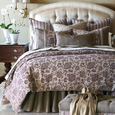 Mica Button-Tufted Bedding Collection