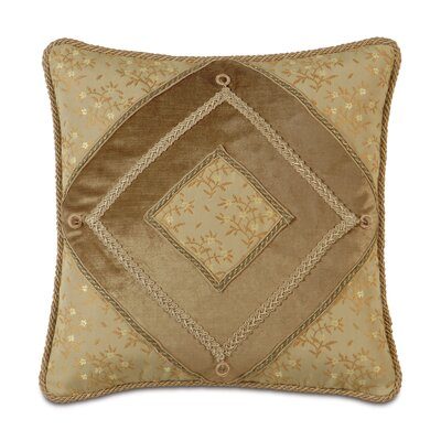 Eastern Accents Gabrielle Edora Diamond Collage Decorative Pillow