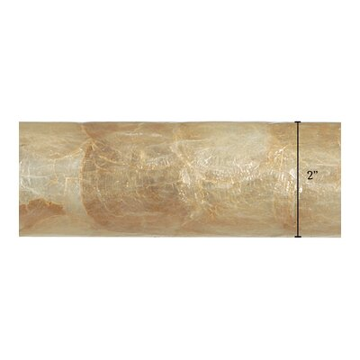 Eastern Accents Capiz Shell Curtain Single Rod