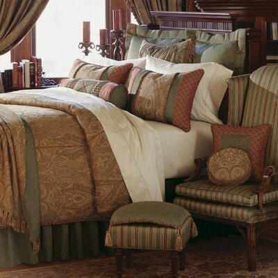 Glenwood Button-Tufted Bedding Collection