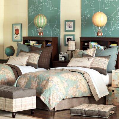 Kai Hand-Tacked Bedding Collection