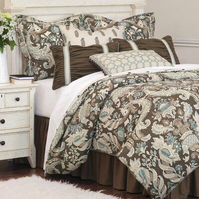 Kira Hand-Tacked Bedding Collection