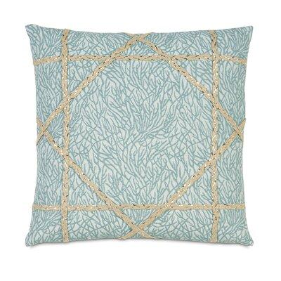 Eastern Accents Coastal Tidings Coastal Weaving Decorative Pillow