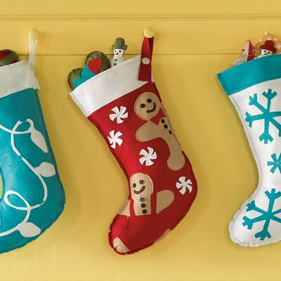 Eastern Accents North Pole Sweet Friends Stocking