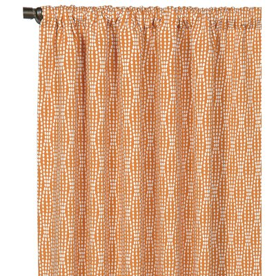 Eastern Accents Dawson Rod Pocket Curtain Single Panel