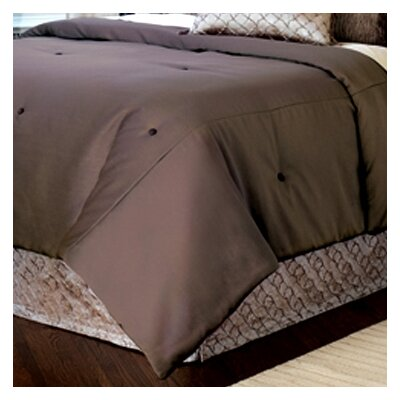 Eastern Accents Galbraith Marion Slate Hand-Tacked Comforter