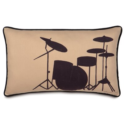 Eastern Accents Pinkerton Eli Drum Set Pillow