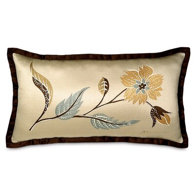 Bellezza Polyester Hand-Painted Pillow