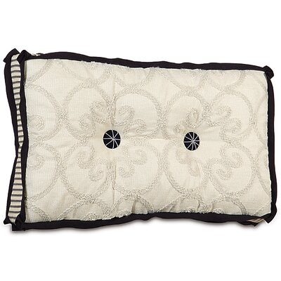 Evelyn Polyester Desiree Tufted Decorative Pillow